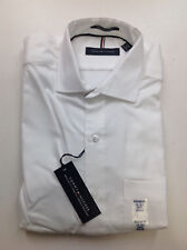 CASA MODA Men/'s Brown//Striped 100/% COTTON Non-iron Dress Shirt Size 41EU L US