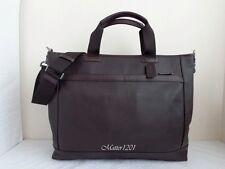 ee7307fc16 Coach NWT F71347 Camden Leather Supply bag Mahogany Dark Mahogany