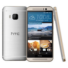 HTC One M9 - 32GB - Gold on Silver (Sprint) Smartphone