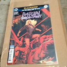 Batgirl And The Birds Of Prey Issue #9 DC Rebirth - Near Mint