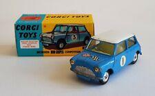 Corgi Toys No. 227 Morris Mini Cooper Competition Model No. 1, Excellent Conditi