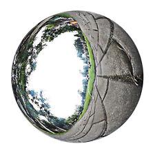 Baoblaze Stainless Steel Gazing Balls Hollow Ball Globes Seamless Balls 20cm