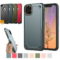 For iPhone 11 Pro Max , XR X 8 7 Plus Mosafe® TPU Shockproof Armor Case Cover