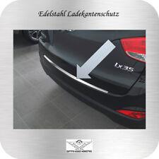 Profil Ladekantenschutz Edelstahl für Hyundai iX35 SUV IX 35 ab Baujahr 08.2009-