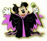 Disney Pin 47999 Minnie Mouse Halloween as Maleficent Sleeping Beauty Villain