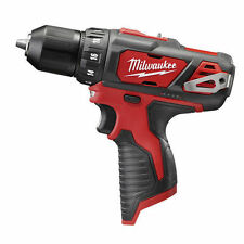 Milwaukee 2407-20 M12 12V Lithium-Ion 3/8 in. Cordless Drill/Driver Bare Tool