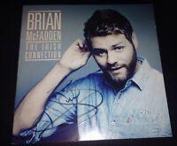 BRIAN MCFADDEN THE IRISH CONNECTION SIGNED CD ALBUM MUSIC AUTOGRAPH EX WESTLIFE
