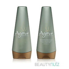Agave HEALING OIL Smoothing Shampoo & Conditioner 8.5 oz DUO