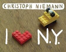 I Lego N. Y. by Christoph Niemann (2010, Board Book)