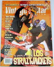 VINTAGE GUITAR MAGAZINE December 2003 50's Fender Broadcaster 70's Ibanez