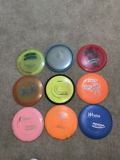 Disc Golf Innova and MVP Discs Used Lot