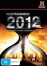Nostradamus 2012 (DVD, 2010, 4-Disc Set) - Region 4