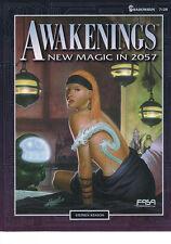 Shadowrun - Awakenings Sourcebook SC