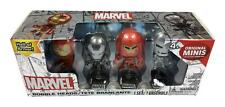 MARVEL BOBBLE HEADS - IRONMAN HALL OF ARMOUR FIGURE with HULKBUSTER