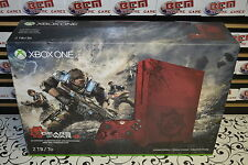 Xbox One S 2TB Console - Gears of War 4 Limited Edition Bundle *NEW & SOLD OUT*