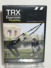 Fitness Anywhere Trx Essentials Flexibility Dvd Brand New Factory Sealed