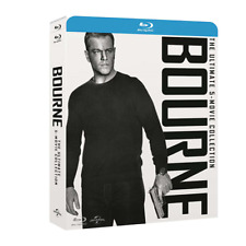 5053083101237 Universal Pictures Blu-ray Bourne - Movie Collection (5 Blu-ray) 2