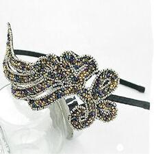 Popular Rhinestone Colorful Hair Band Hair Accessories Headwear Fashion Jewelry