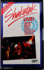 Shakatak - Live! - Cassette Tape