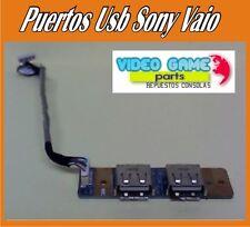 Puerto Usb Sony Vaio VGN-NR38M  / VGN-NR10M Usb Port CNX-400