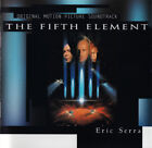 Eric Serra ‎CD The Fifth Element (Original Motion Picture Soundtrack) - USA