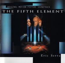 Eric Serra CD The Fifth Element (Original Motion Picture Soundtrack) - USA