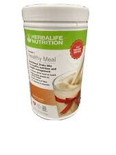 New listing NEW Herbalife Formula 1 Healthy Meal Nutritional Shake Mix, Caramel Apple