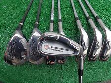 Wilson Staff Progressive 3H 4H 5-PW Iron Set Steel Uniflex Standard Irons NEW RH