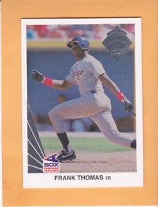 1994 LEAF #300 FRANK THOMAS 5TH ANNIVERSARY CHICAGO WHITESOX NM-MT