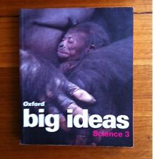 Oxford Big Ideas Science 3 by STUBBS With CD High School Reference Book