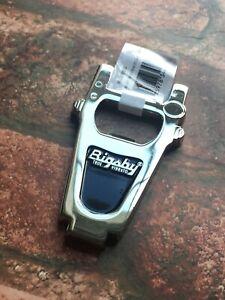 Bigsby True Vibrato Bottle Opener / Fridge Magnet in Chrome, Guitar Merch / Gift