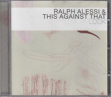 RALPH ALESSI & this against that - look CD