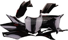 Polisport Plastic Kit Set Black Honda CRF250R 2014-2016 CRF450R 2013-2016
