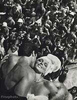 1985 Herb Ritts Vintage Sylvester Stallone & Brigitte Nielsen Photo Art 16x20