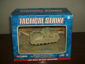 Corgi M2A2 Bradley Fighting Vehicle, NEW