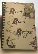 River Road Recipes Baton Rouge Louisiana VTG Cookbook Creole Gumbo French ethnic