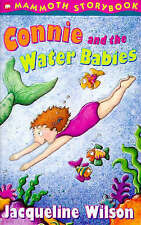 Connie and the Water Babies by Jacqueline Wilson (Paperback, 1997)