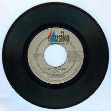 Philippines ARIEL RIVERA Photograph OPM 45 rpm Record