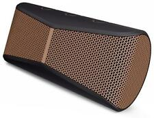 Logitech X300 Copper Black Mobile Bluetooth Wireless Stereo Speaker