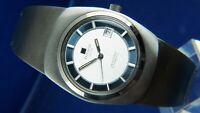 Vintage 1970s NOS Tissot Seastar Automatic Gents Watch Caliber 2481 Large Size