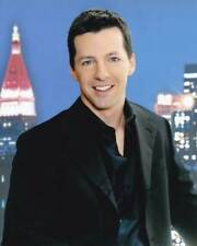 Sean Hayes In-Person AUTHENTIC Autographed Photo COA Will & Grace SHA #70525