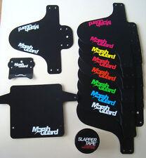 MTB,Fully Spritzschutz Marsh Guard,Marsh Guard Plus, Stash,Tape,Nummernboard