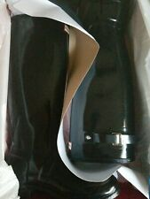 Hunter Women's Original Tall Gloss Boot US 9 - Black