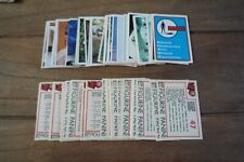Panini UFO TV Series Stickers 1973 - nos 1-200 - VGC! - Pick Stickers Needed!