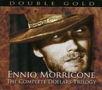 COMPLETE DOLLARS TRILOGY 2 CD NEU MORRICONE,ENNIO