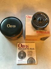 Orvis  Battenkill Fly Reel 5/6 wt, With Case - New in Box!