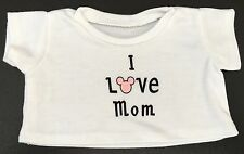 "Disney Duffy Bear ""I Love Mom"" T-shirt"