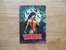 2011 VAMPIRELLA PROMO CARD PHILLY NON-SPORT CARD SHOW