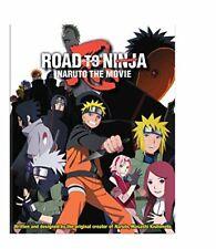 Naruto Shippuden The Movie Road to Ninja - Blu-ray Region 1 Ship