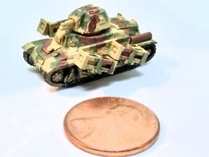 1/144 H39 tank with 28cm Rocket camouflage.
